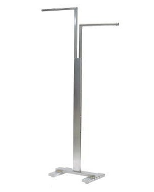 Toj Clothes Rack | Stylish wardrobe furniture in grey steel and
