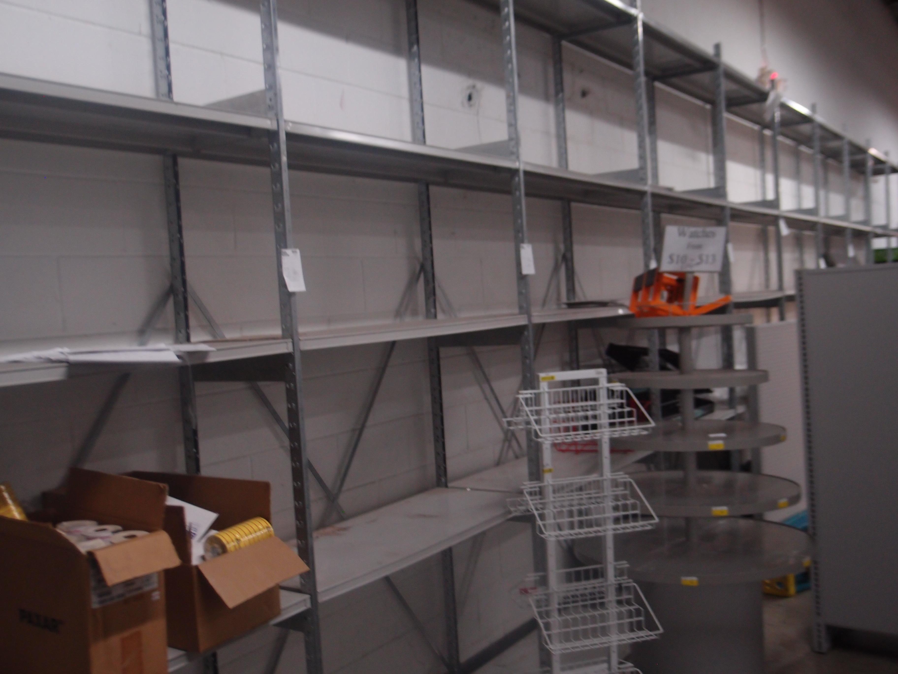 Store Fixtures Liquidation Reeves Store Fixtures