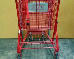 Red Shopping Cart 2