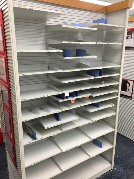 Uniweb Pharmacy Shelving Reeves Store Fixtures