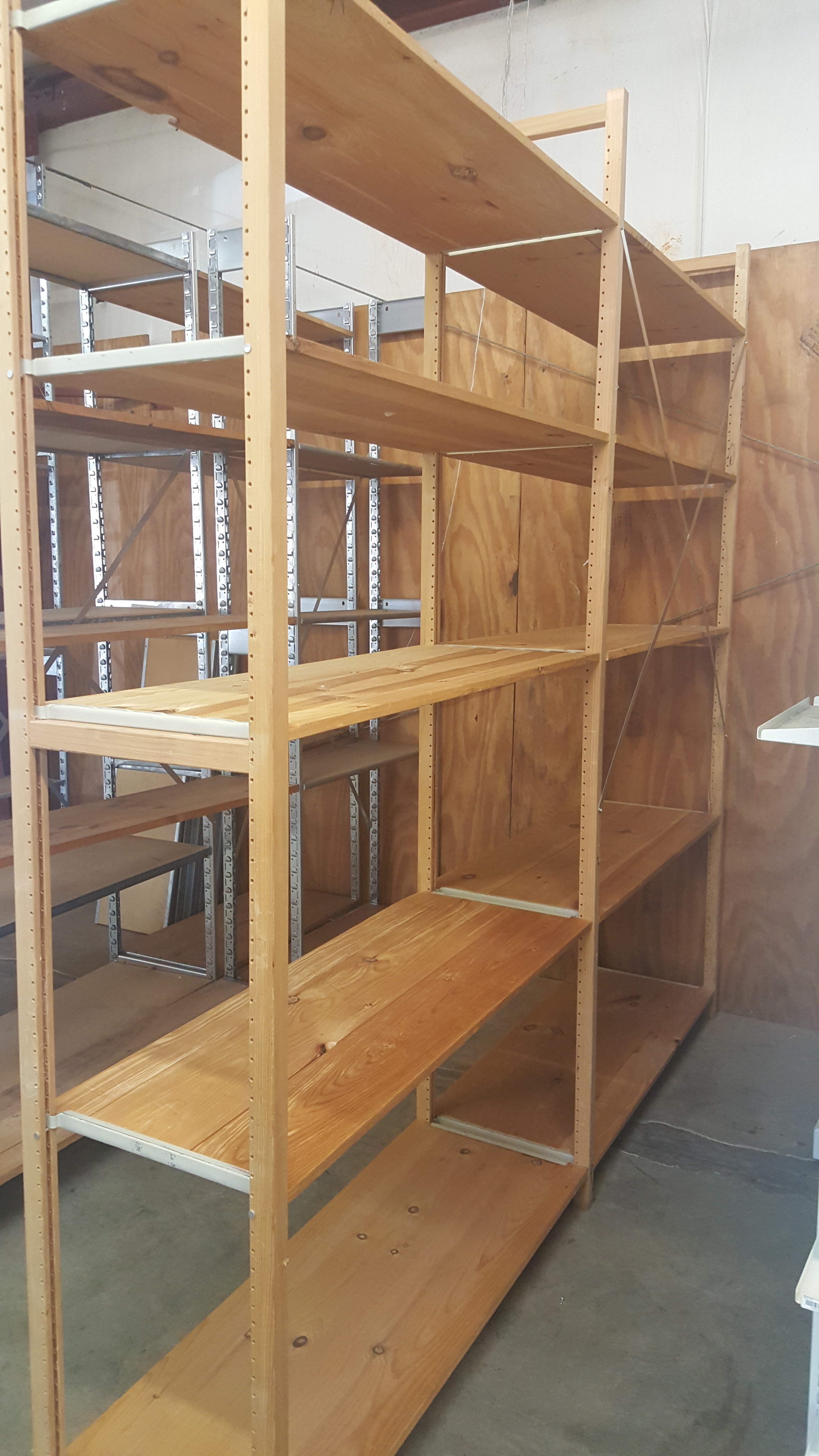 by in goran fern wide beech taylor tall bookcase melamine trims cream bonsoni fairy bookcases kids door with